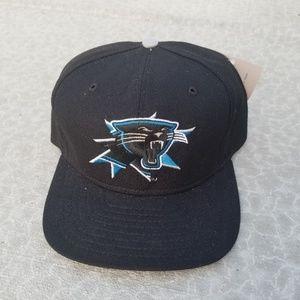 1990s Carolina Panthers Snapback Hat